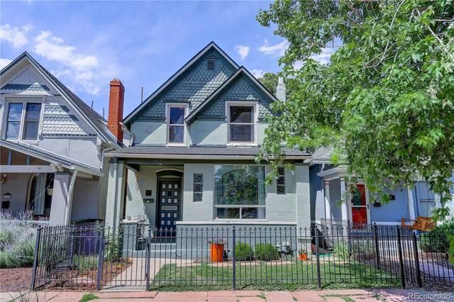 167 W Maple Avenue, Denver, CO 80223 (MLS #7713980) :: Keller Williams Realty