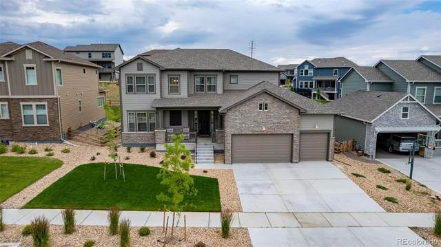 18207 W 95th Avenue, Arvada, CO 80007 (#7714160) :: Berkshire Hathaway HomeServices Innovative Real Estate