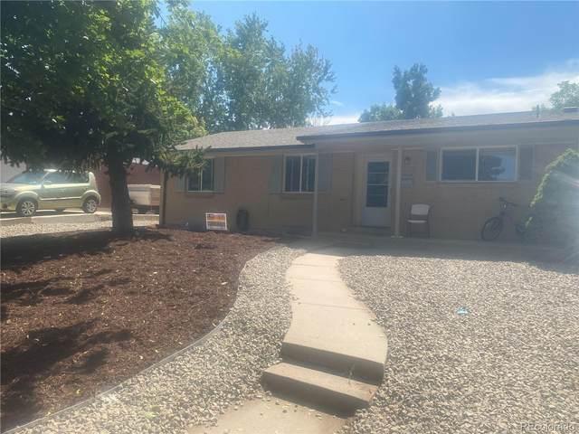 11965 E Arizona Drive, Aurora, CO 80012 (#7715060) :: Mile High Luxury Real Estate