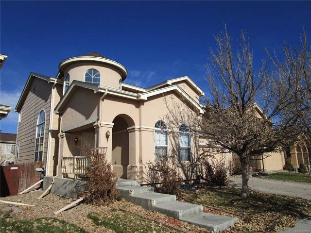 9927 E 112th Way, Commerce City, CO 80640 (MLS #7715080) :: 8z Real Estate
