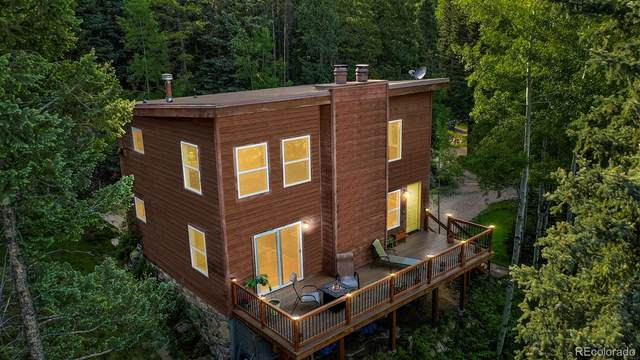 2929 Witter Gulch Road, Evergreen, CO 80439 (MLS #7715128) :: 8z Real Estate