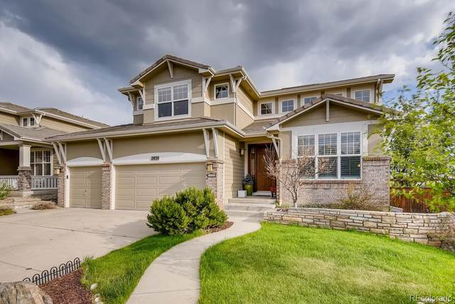 2830 Greensborough Drive, Highlands Ranch, CO 80129 (MLS #7715151) :: 8z Real Estate