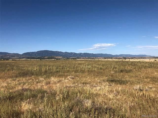 0 Siloam Road, Pueblo, CO 81005 (#7715303) :: The Margolis Team