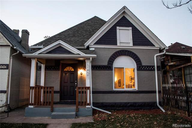 3421 Arapahoe Street, Denver, CO 80205 (#7715418) :: Venterra Real Estate LLC