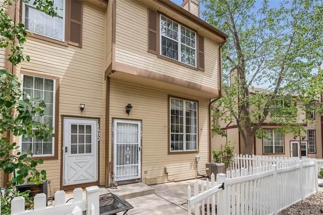 8199 Welby Road #1401, Denver, CO 80229 (#7715467) :: Briggs American Properties