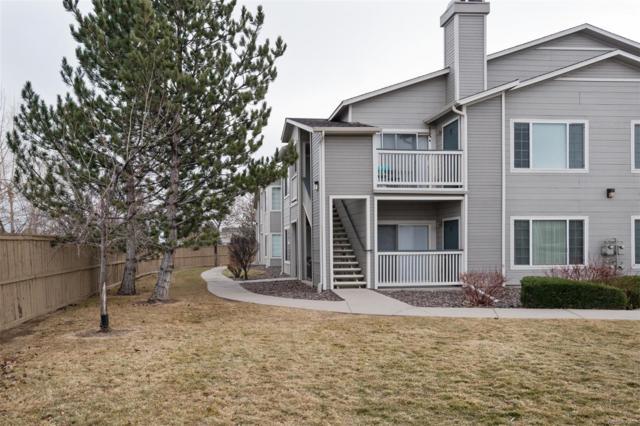 8325 Pebble Creek Way #101, Highlands Ranch, CO 80126 (#7715696) :: The Peak Properties Group