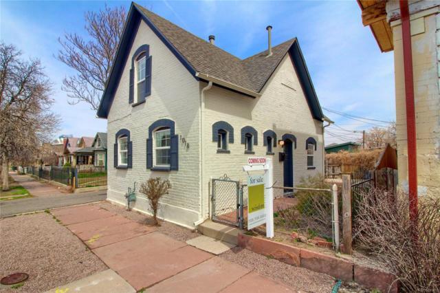 1018 Lipan Street, Denver, CO 80204 (#7715738) :: The Heyl Group at Keller Williams