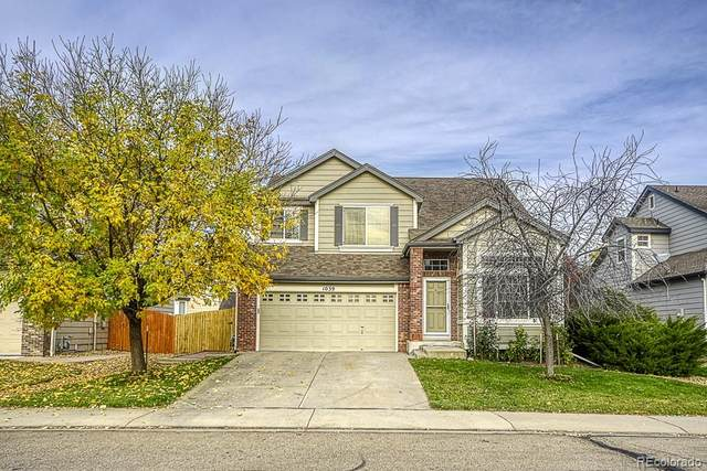 1039 Sparrow Hawk Drive, Longmont, CO 80504 (MLS #7716254) :: 8z Real Estate
