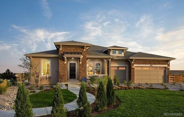 42 Broken Tee Lane, Castle Pines, CO 80108 (#7717071) :: The DeGrood Team