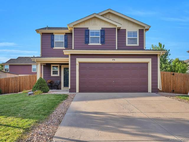 894 Sagebrush Drive, Lochbuie, CO 80603 (#7717118) :: You 1st Realty
