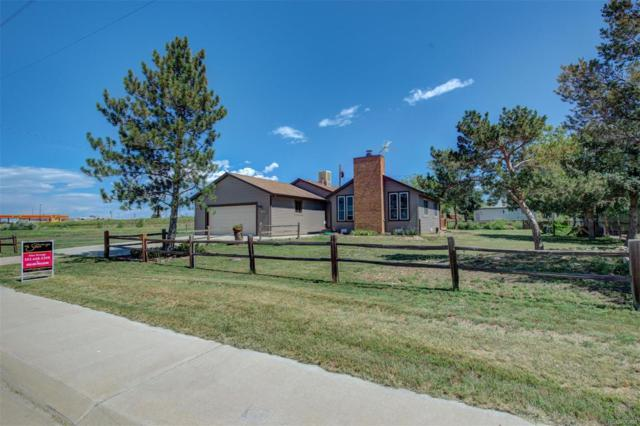 760 Hickory Street, Hudson, CO 80642 (#7717338) :: The Griffith Home Team