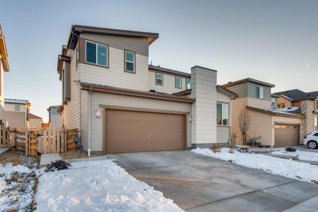 17578 E 111th Place, Commerce City, CO 80022 (#7718023) :: The Peak Properties Group