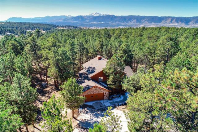 615 Cimarron Road, Monument, CO 80132 (#7718399) :: The Heyl Group at Keller Williams