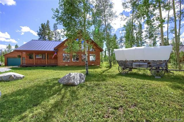 74 County Road 492, Grand Lake, CO 80447 (#7718410) :: The DeGrood Team