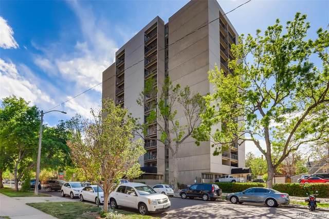 1433 N Williams Street #605, Denver, CO 80218 (#7718645) :: RazrGroup
