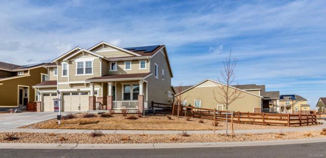20057 W 95th Avenue, Arvada, CO 80007 (MLS #7718909) :: 8z Real Estate