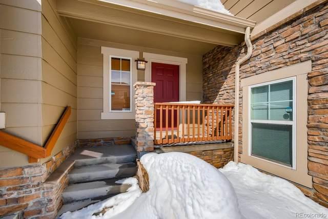 22119 E Jamison Place, Aurora, CO 80016 (#7719233) :: James Crocker Team