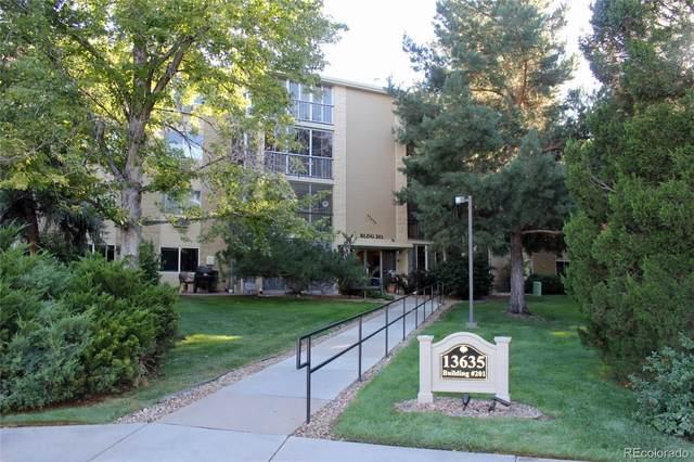 13635 E Bates Avenue #201, Aurora, CO 80014 (#7720537) :: The Dixon Group