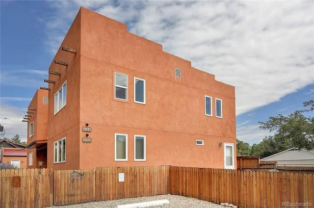836 C Street, Salida, CO 81201 (MLS #7720766) :: Clare Day with Keller Williams Advantage Realty LLC