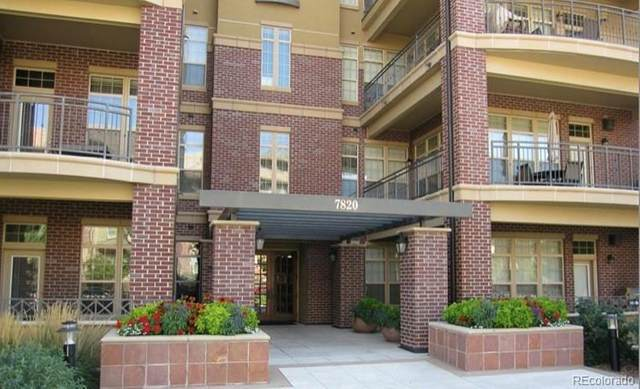 7820 Inverness Boulevard #306, Englewood, CO 80112 (MLS #7721252) :: 8z Real Estate