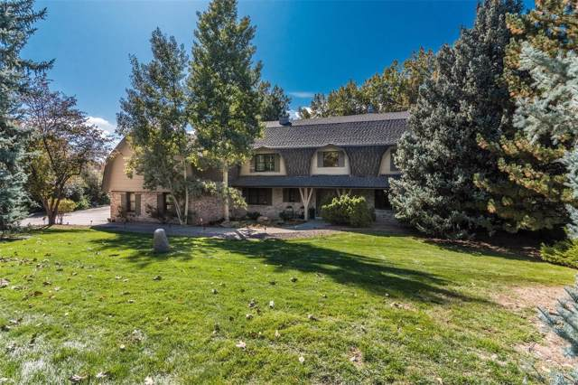 5721 Green Oaks Drive, Greenwood Village, CO 80121 (#7721635) :: HomePopper