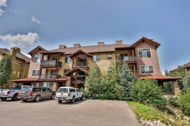 701 Trail Head Circle #721, Winter Park, CO 80482 (MLS #7722181) :: Find Colorado