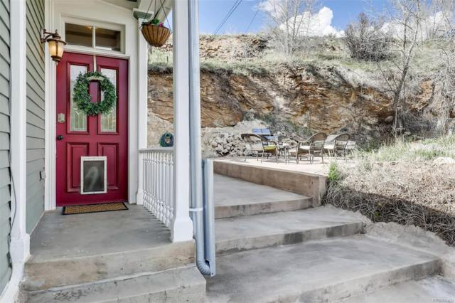 122 Casey Avenue, Central City, CO 80427 (#7723057) :: The Griffith Home Team