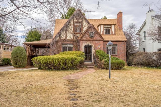 4925 E 6th Avenue Parkway, Denver, CO 80220 (MLS #7723274) :: 8z Real Estate