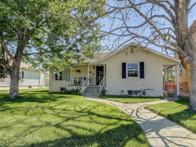 3372 S Pearl Street, Englewood, CO 80113 (#7723289) :: The Griffith Home Team