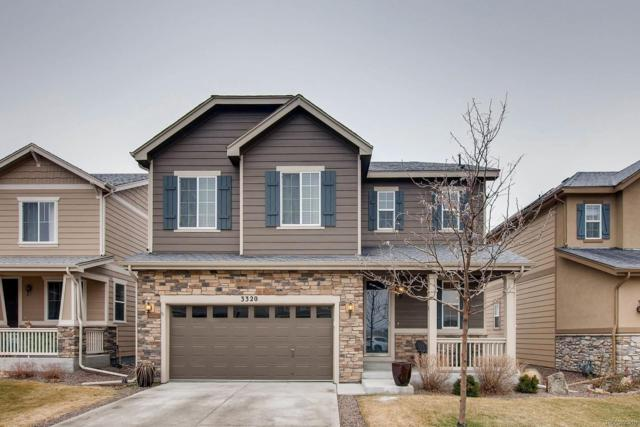 3320 E 140th Place, Thornton, CO 80602 (#7723677) :: The Pete Cook Home Group