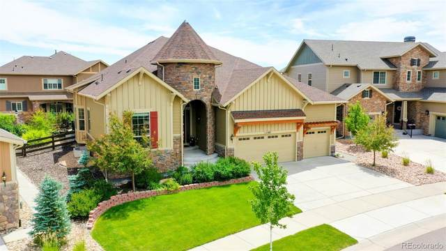 11582 Boundstone Lane, Parker, CO 80138 (MLS #7723956) :: 8z Real Estate