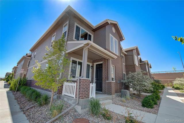 15486 W 64th Loop A, Arvada, CO 80007 (#7724584) :: The DeGrood Team