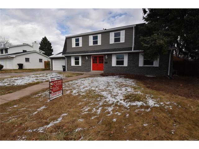 3660 S Hillcrest Drive, Denver, CO 80237 (#7724804) :: RE/MAX Professionals
