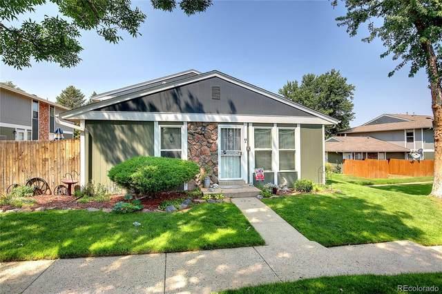 10001 E Evans Avenue 43A, Denver, CO 80247 (MLS #7725794) :: Find Colorado