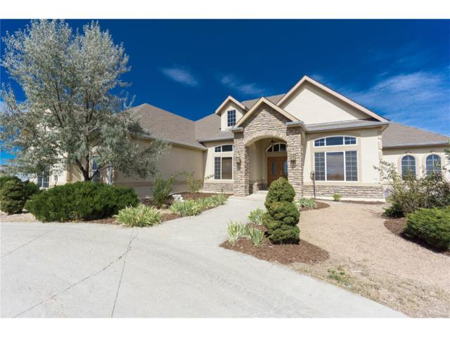 10021 E 145th Avenue, Thornton, CO 80602 (#7725843) :: The Griffith Home Team