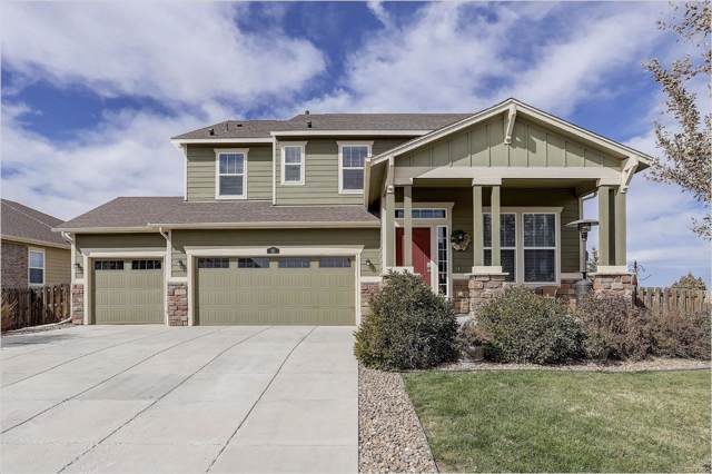 95 N New Castle Court, Aurora, CO 80018 (MLS #7726026) :: 8z Real Estate