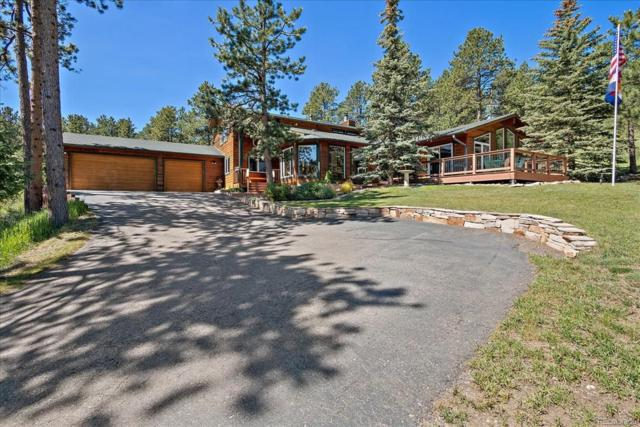 113 Hillside Road, Evergreen, CO 80439 (MLS #7726067) :: 8z Real Estate