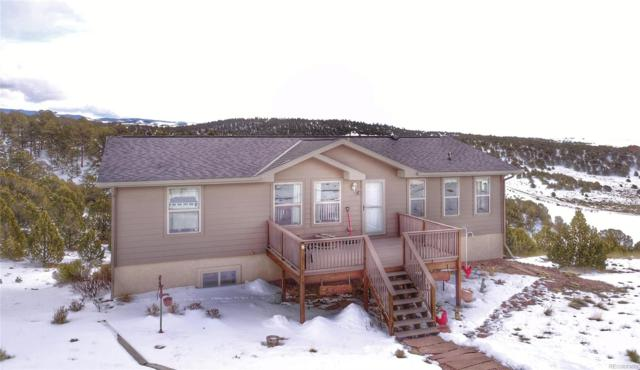 1600 Commanche Road, Westcliffe, CO 81252 (#7726230) :: Mile High Luxury Real Estate