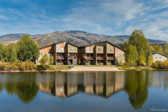 831 Weiss Drive #4, Steamboat Springs, CO 80487 (#7726433) :: The Harling Team @ Homesmart Realty Group