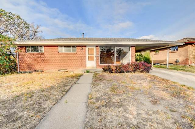 8521 Crescent Drive, Westminster, CO 80031 (#7726460) :: Compass Colorado Realty