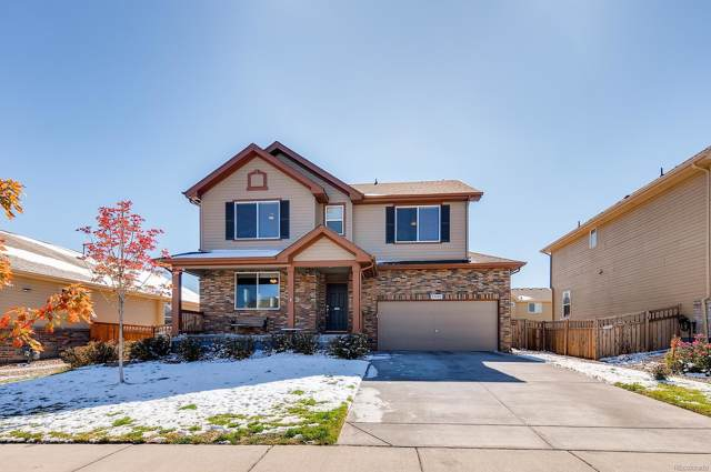 19486 E 62nd Place, Aurora, CO 80019 (#7726633) :: The Heyl Group at Keller Williams