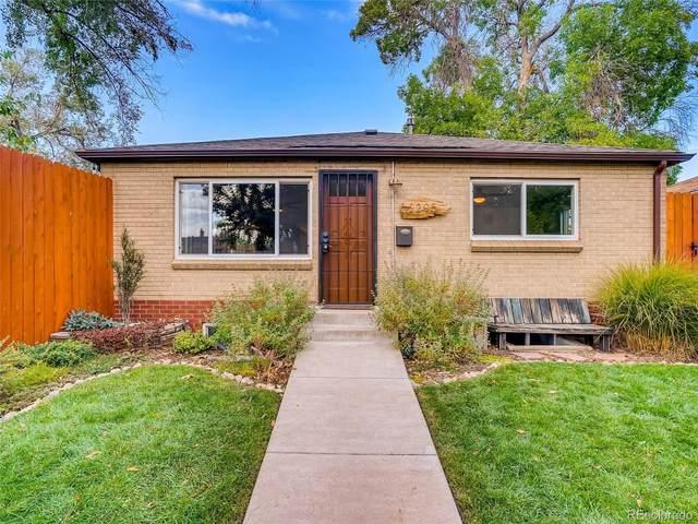 2295 S Lincoln Street, Denver, CO 80210 (#7726721) :: Wisdom Real Estate