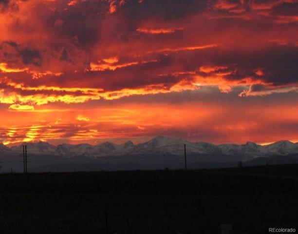 17069 County Road 22 - Lot A, Fort Lupton, CO 80621 (#7726860) :: The DeGrood Team