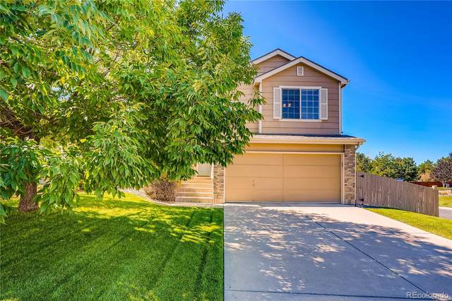 21402 E Crestridge Place, Centennial, CO 80015 (MLS #7727629) :: 8z Real Estate