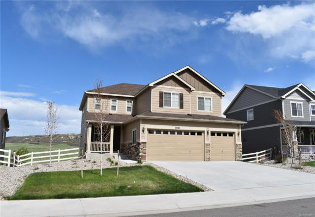 5788 Clover Ridge Circle, Castle Rock, CO 80104 (#7728029) :: The DeGrood Team