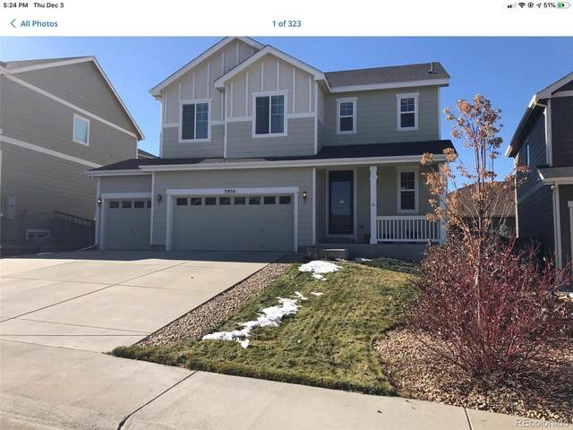 3955 Starry Night Loop, Castle Rock, CO 80109 (#7728545) :: Wisdom Real Estate