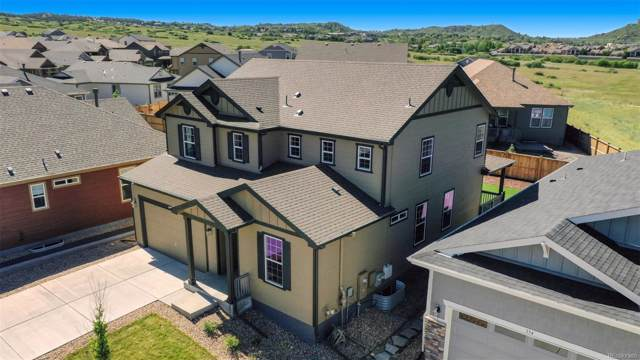 348 Tippen Place, Castle Rock, CO 80104 (#7728859) :: The HomeSmiths Team - Keller Williams