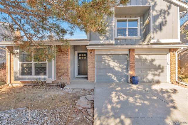 7343 E Mineral Place, Centennial, CO 80112 (#7729000) :: The Gilbert Group