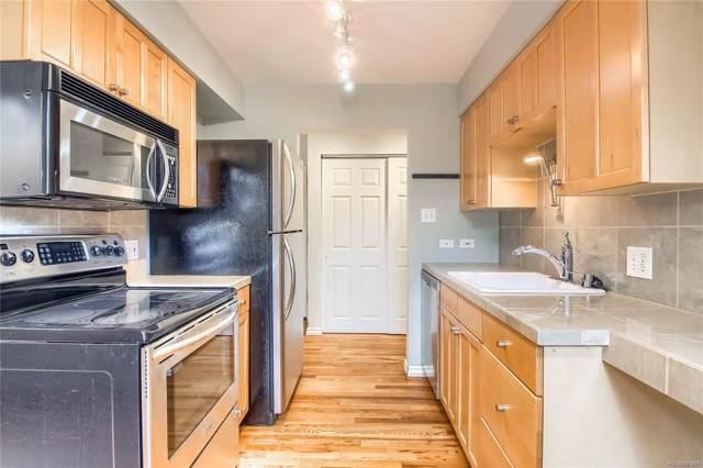 656 N Logan Street #5, Denver, CO 80203 (#7729205) :: The Peak Properties Group