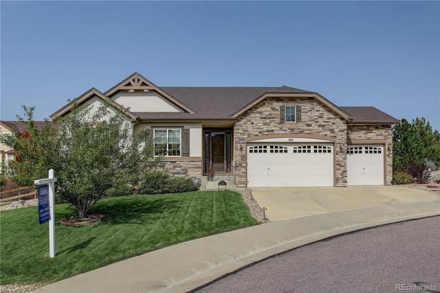 745 Dublin Place, Castle Rock, CO 80104 (#7729387) :: The DeGrood Team